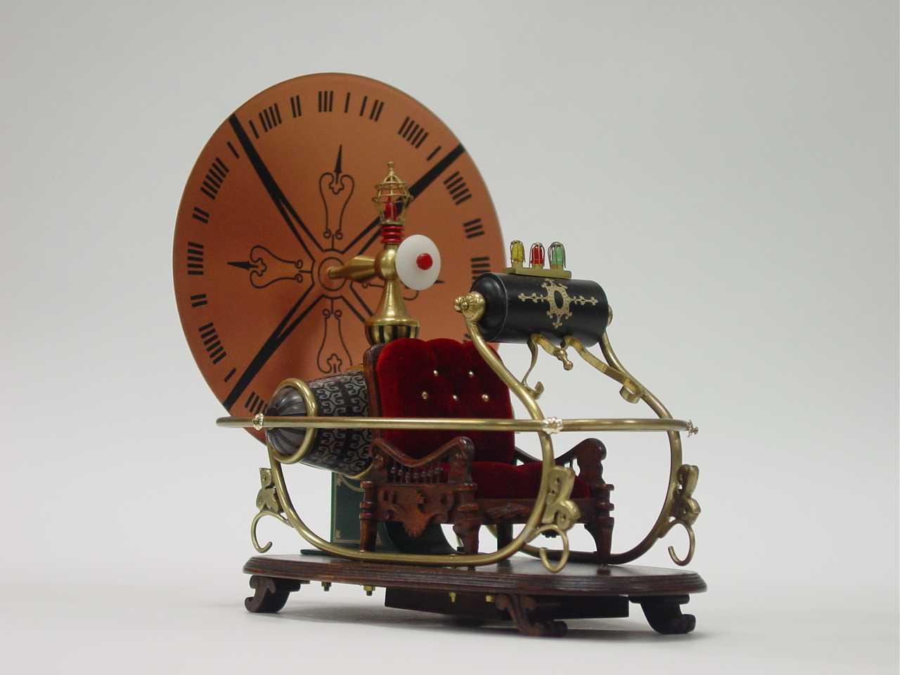 time machine models