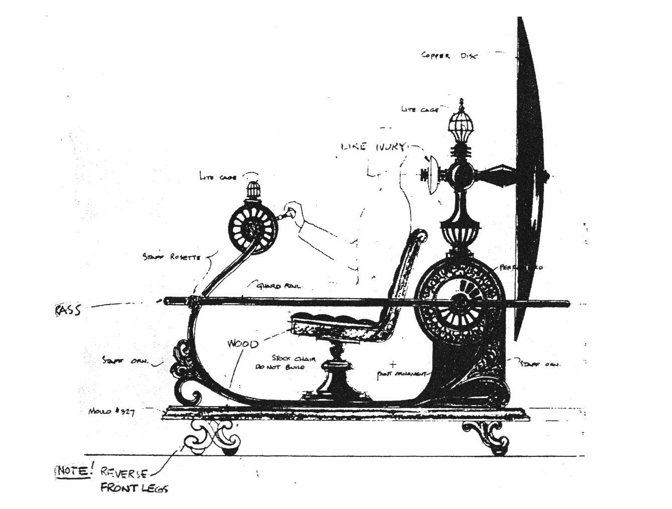 Time Travel Machine Prop