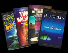 Various Time Machine books and sequels
